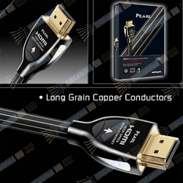 HDMI кабель AUDIOQUEST hd 2.0m, HDMI PEARL
