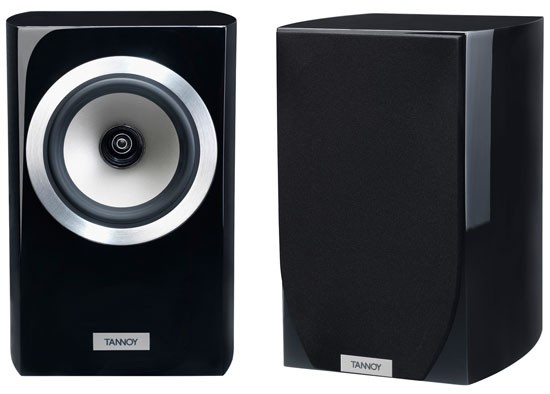 Полочная акустика Tannoy PRECISION 6.1 HIGH GLOSS BLACK