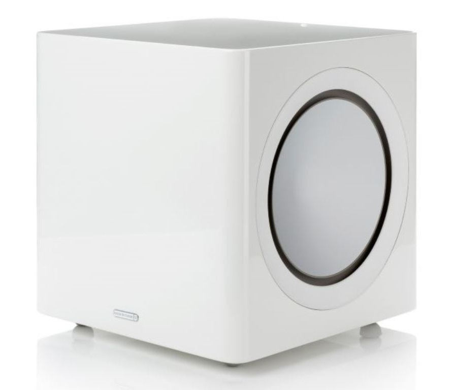 Сабвуфер MONITOR AUDIO Radius 380 White Gloss