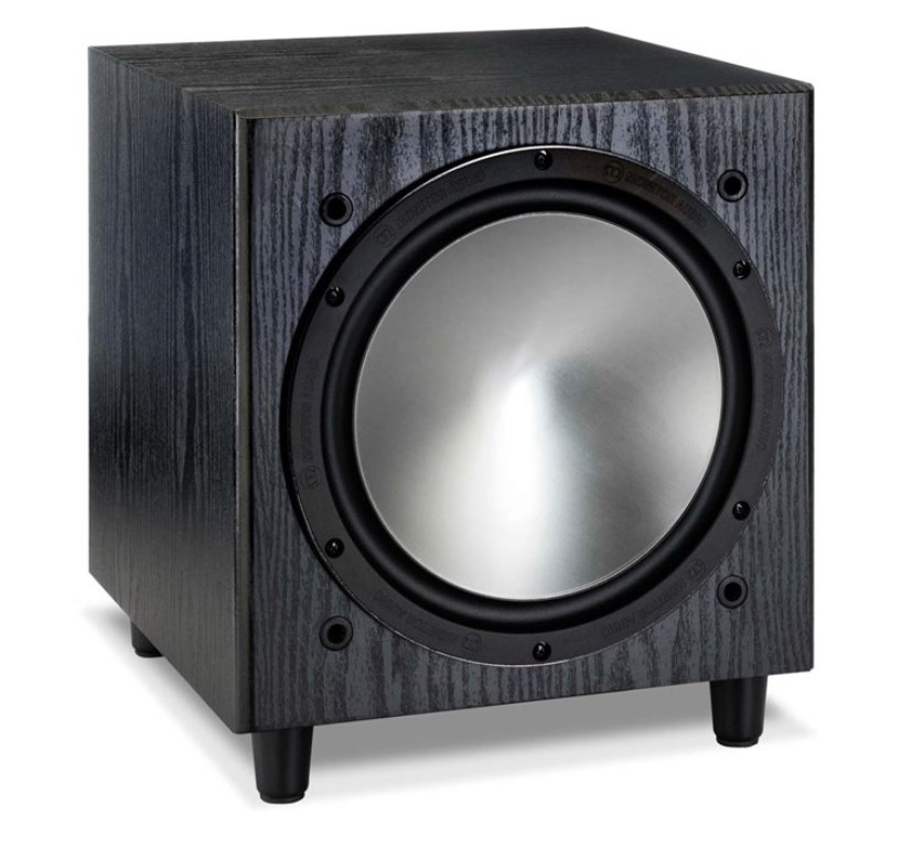 Сабвуфер MONITOR AUDIO Bronze W10 Black Oak