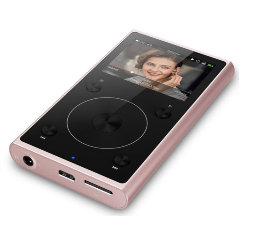 FIIO X1II Rose Gold