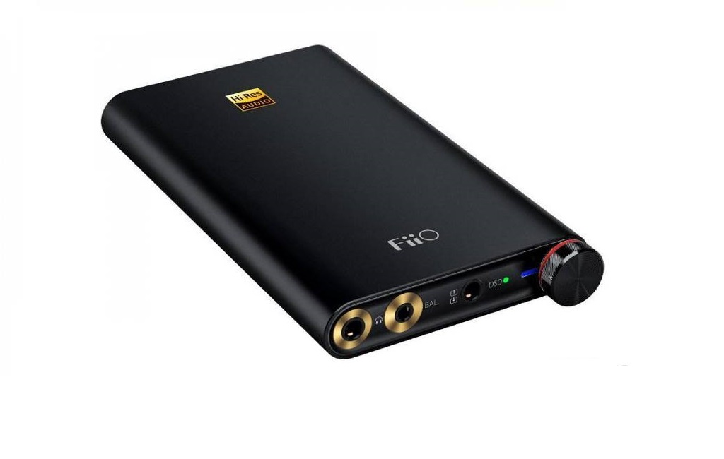 FIIO Q1II DAC and Headphone Amplifier Black
