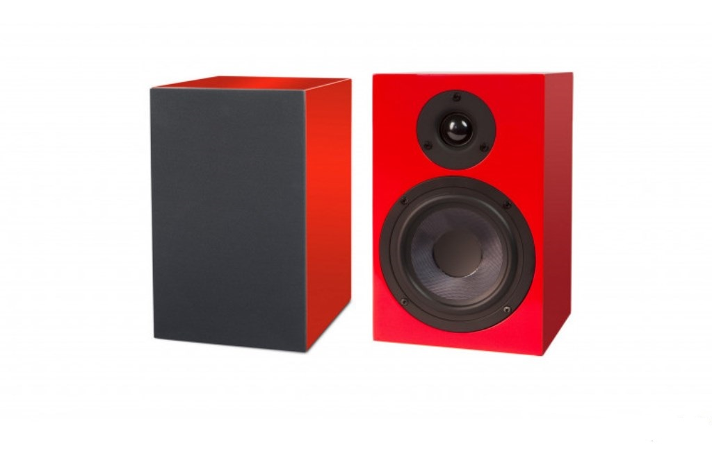 Pro-Ject SPEAKER BOX 5 RED