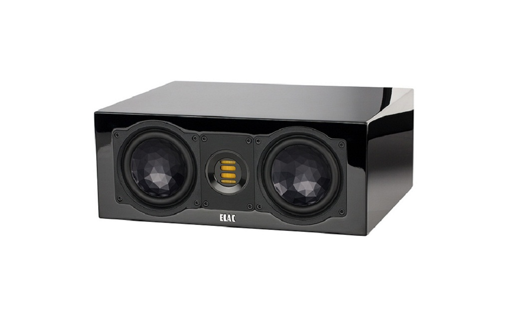 Elac CC 241.3 Black High Gloss