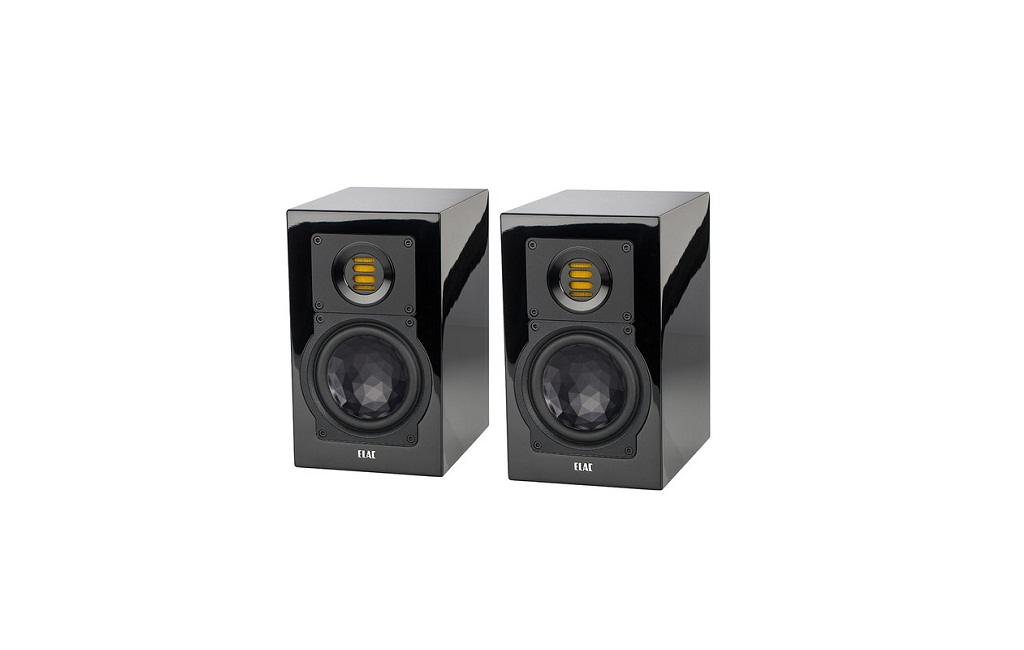 Elac BS 243.3 Black High Gloss