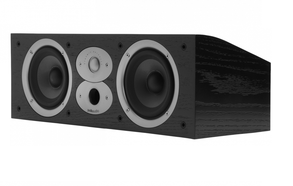 Polk Audio CSi A 4  Black
