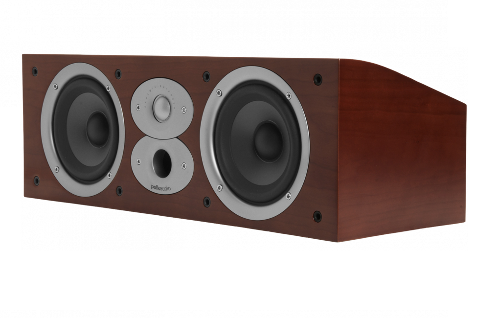 Polk Audio CSi A 4  Cherry