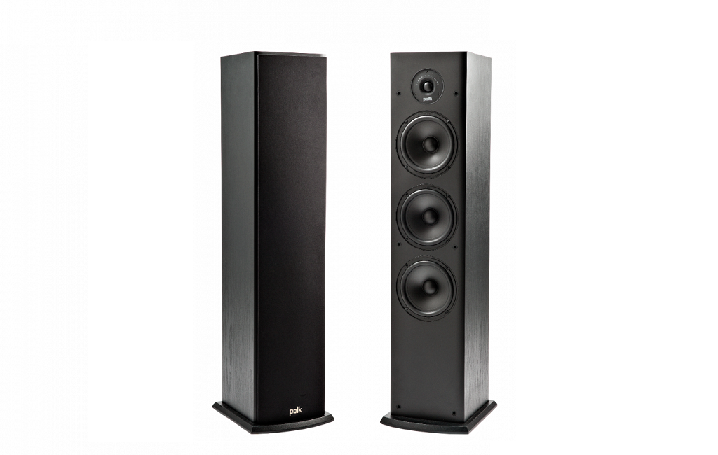 Polk Audio T 50 Black