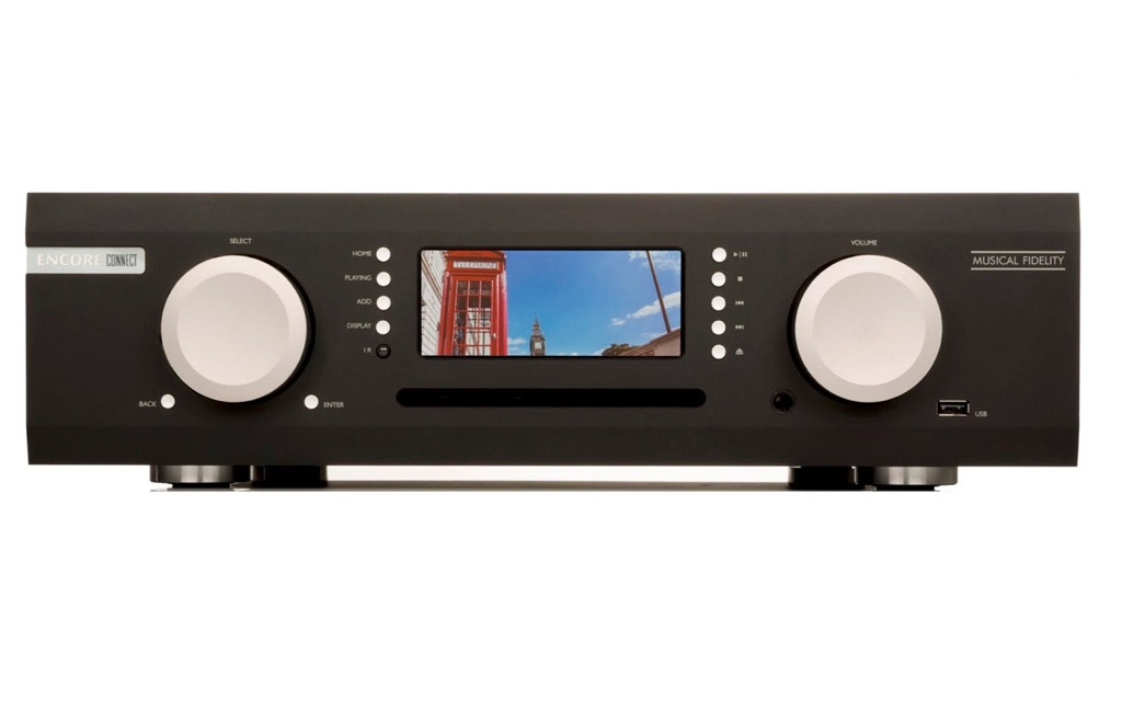 Musical Fidelity M6 ENCORE CONNECT (1Tb)