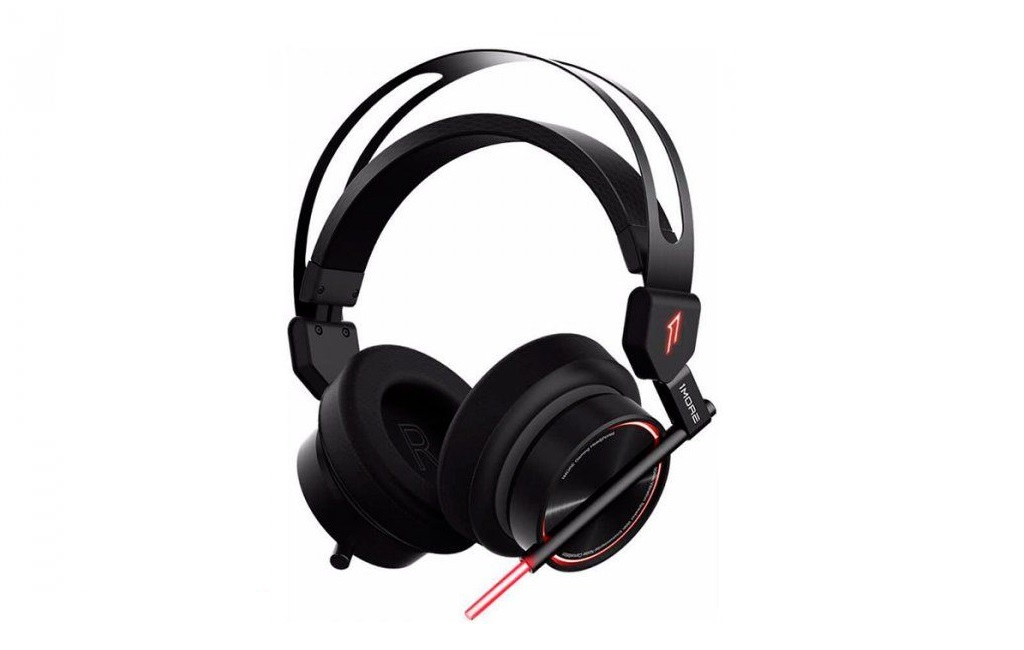 Наушники накладные 1More Spearhead VRX Gaming Headphones Black (H1006)