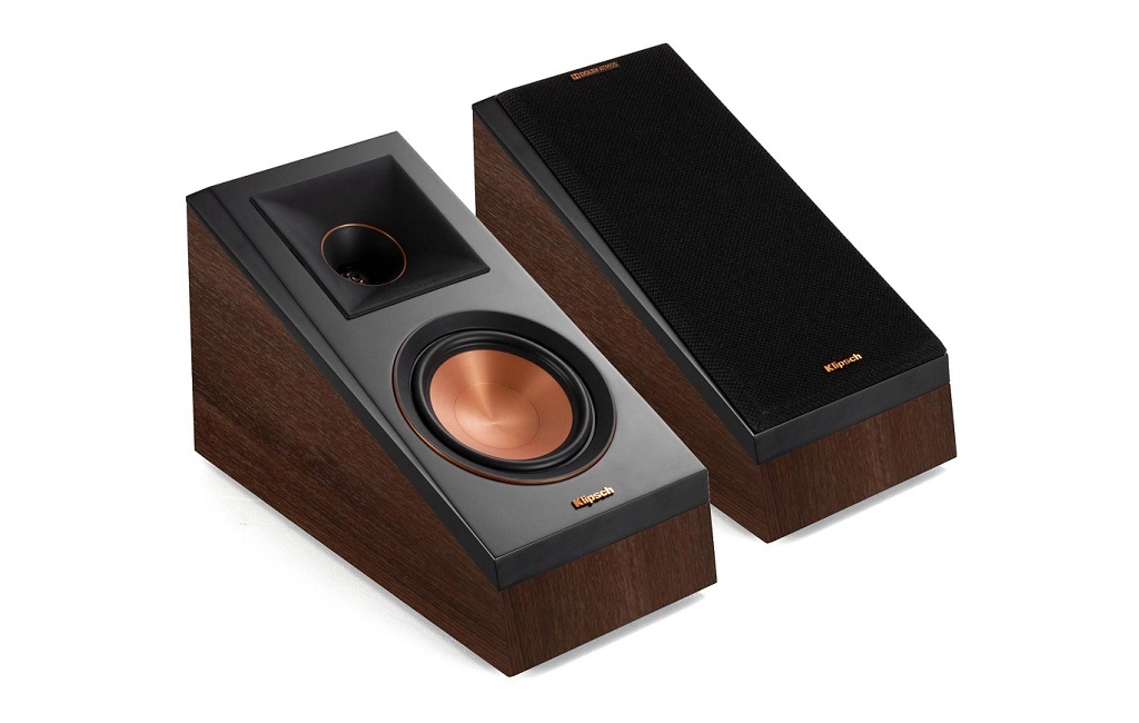 Акустика Dolby Atmos Klipsch Reference Premiere RP-500SA Walnut Vinyl