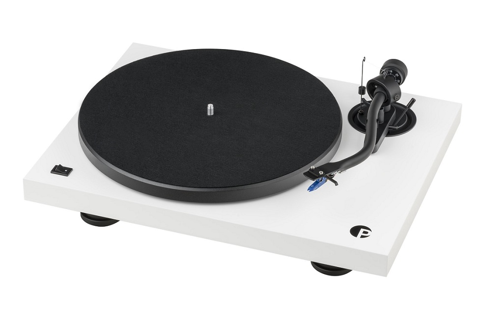 Pro-Ject Debut III S audiophile Black Pick it 25A