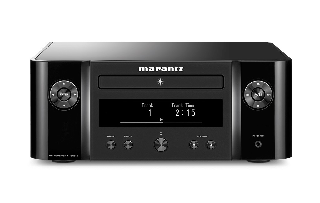 Медиаплееры Marantz Melody X M-CR612 Black