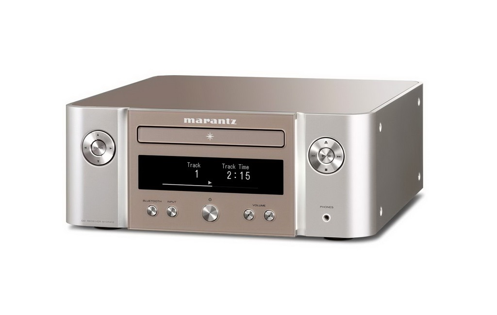 Marantz Melody Media - M-CR412 Silver Gold