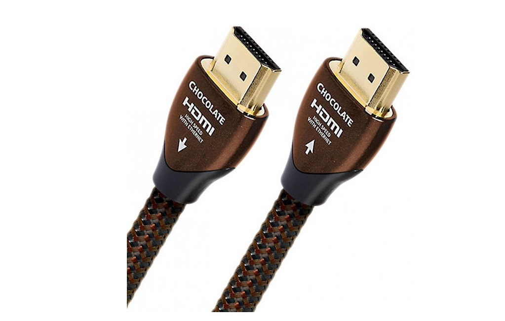 HDMI кабель AUDIOQUEST hd 1.0m, HDMI CHOCOLATE BRAIDED