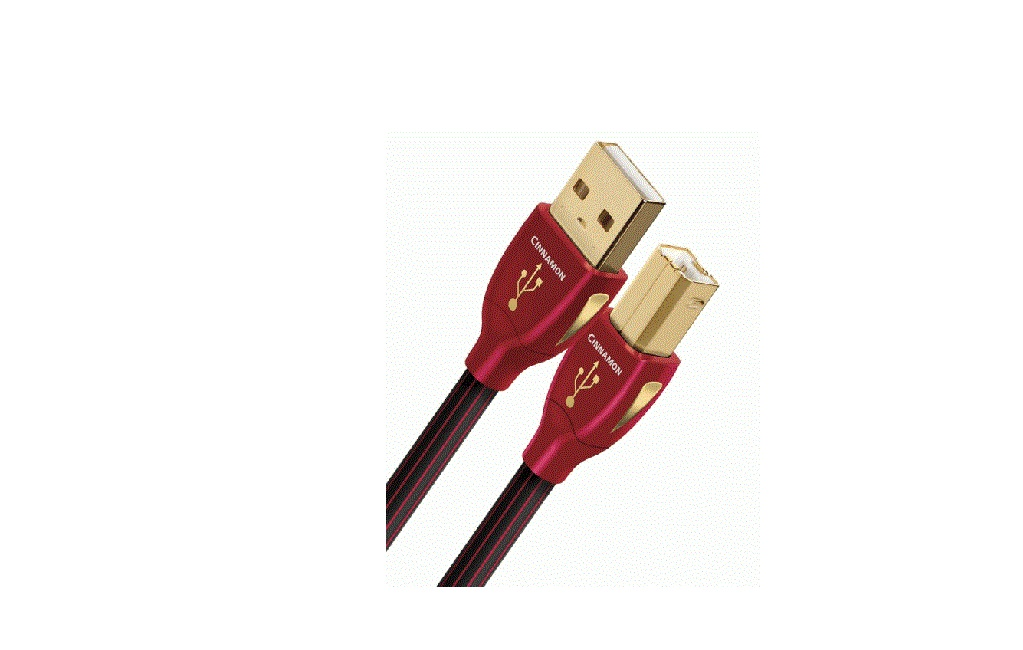 USB кабели AUDIOQUEST hd 1.5m, USB CINNAMON