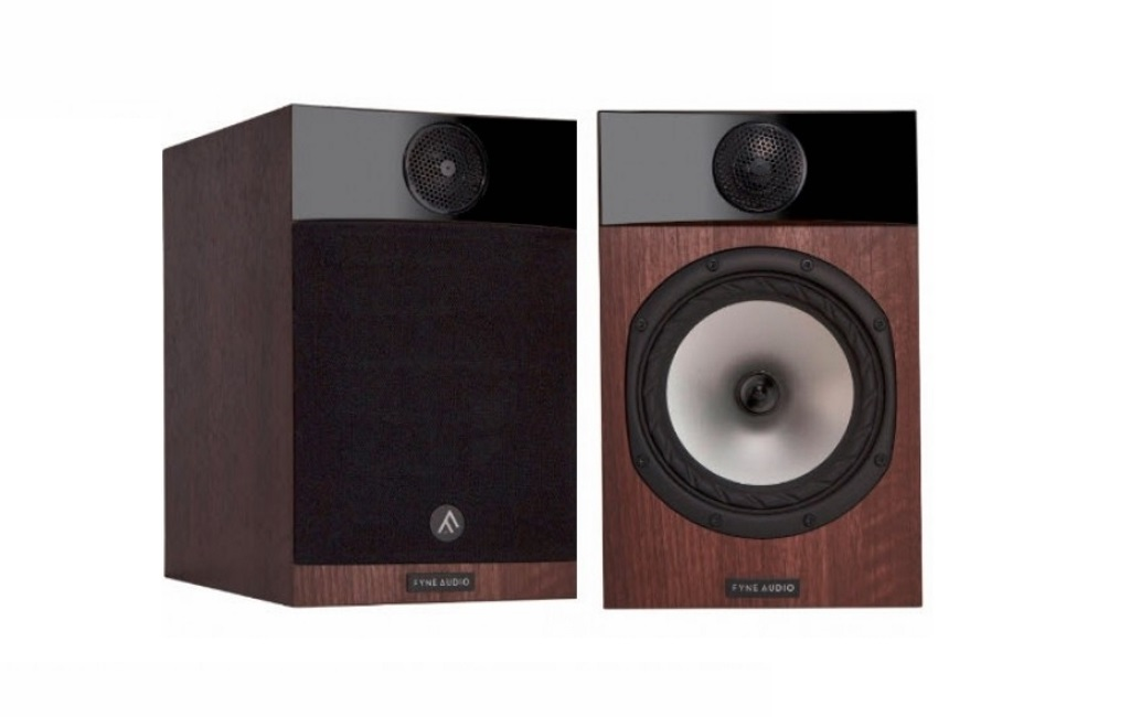 Fyne Audio F300 Walnut