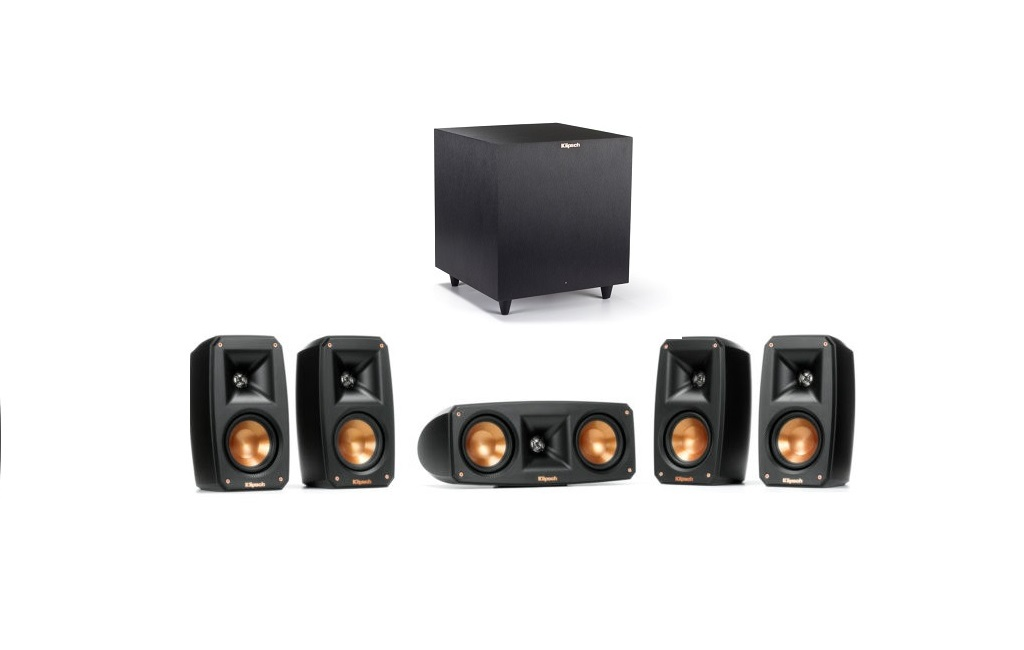 Klipsch Reference Theater Pack 5.0 + R-8SW CE